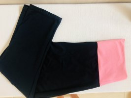 Forever 21 Trackies black-pink