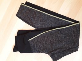 active pantalonera gris oscuro-amarillo neón