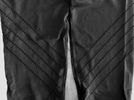 Sporthose Trainingshose Tight schwarz Größe L