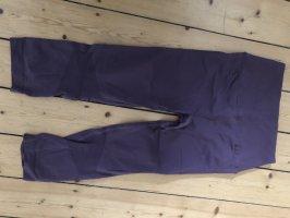 Sportleggings Gr. S violett 3/4 Länge