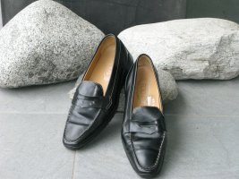 Tod's Slippers black leather