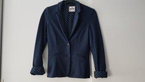 Takko Fashion Sweat Blazer steel blue