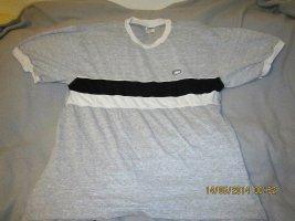 Sportliches T-Shirt Orginal 80's grau/weiß/schwarz- *Marke Southern* Gr.M = 48/50