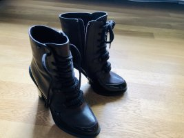 Sportmax Aanrijg laarzen donkerbruin