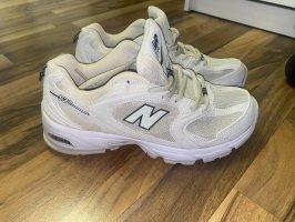/ Heel Sneakers natural white