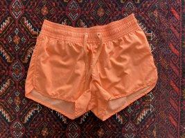 H&M Pantaloncino sport arancio neon