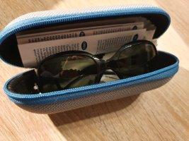 Julbo Oval Sunglasses black mixture fibre
