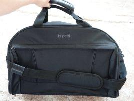 Bugatti Travel Bag black polyester
