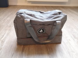 Travel Bag light grey-grey