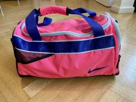 Nike Sporttas roze-blauw