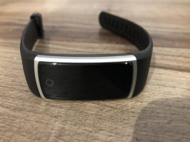 Zegarek cyfrowy czarny