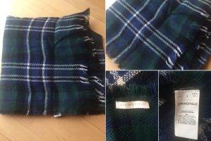 Springfield Damen Schal grün blau NEU Oversize Schal