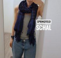 Springfield Chal veraniego negro-azul oscuro