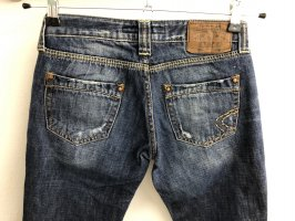 Staff Jeans Skinny Jeans dark blue-blue