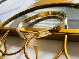 Stainless Steel Armreif Gold