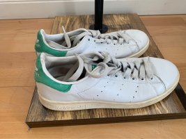 adidas stan smith Zapatilla brogue blanco-verde claro
