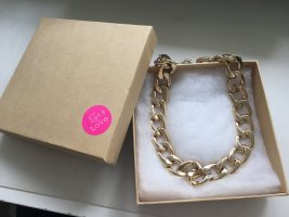 Statement Kette gold shiny/ Miacosa Pick BeautyPeachiii