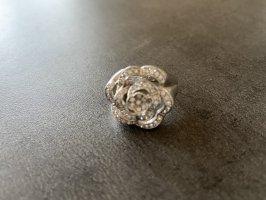 Statement ring zilver