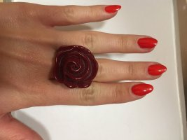 Statement Ring Rose