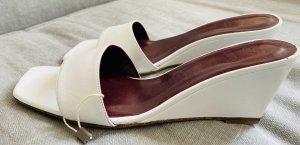 Staud Sandalias Dianette blanco-blanco puro