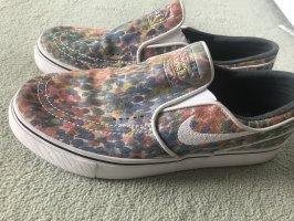 Zapatos de patinador multicolor