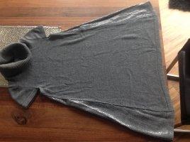 Stefanel Moda gris oscuro-gris
