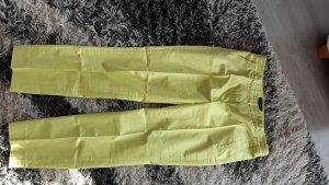 Steilmann Hose 7/8 limone, Gr. 42