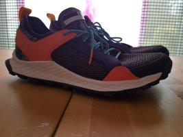 Adidas by Stella McCartney Basket à lacet orange