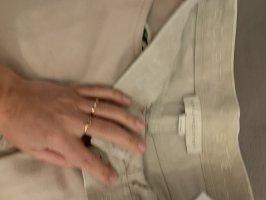 Stella McCartney Pantalón de pinza alto multicolor