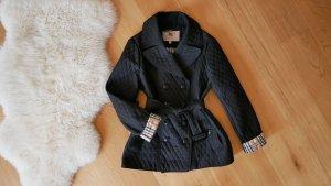 Burberry Pikowana kurtka czarny