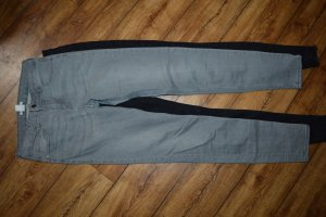 Sterch Jeans Gr. 36 grau H&M