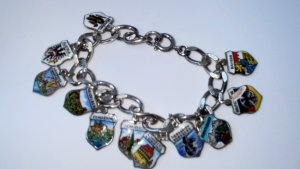 Sterling-Silber - Armband