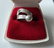 STERLING - Silber - Ring - schöne Machart