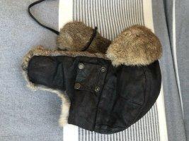 STETSON Aviator Hat light brown pelt