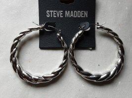 Steve Madden Kolczyk ze sztyftem srebrny