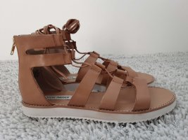 Steve Madden Roman Sandals multicolored leather