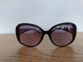 Steve Madden Sonnenbrille schwarz violett