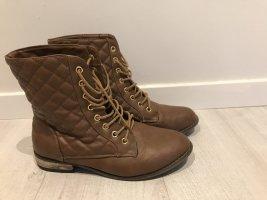 Cothurne brun