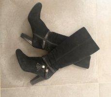 Pedro Miralles Ocieplane buty czarny