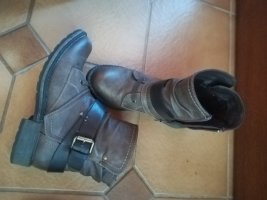 Short Boots multicolored