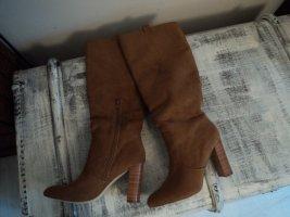 Stiefel Größe 40, Blockabsatz