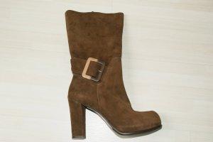 Stiefel im 70ies-Style von Franco Russo, Größe 41, LAST SALE...