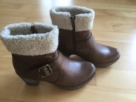 Ariane Ankle Boots light brown