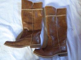 Stiefel mit Fellansatz von Timberland