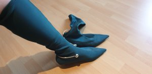 Stiefel mit kleinem Absatz