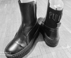 Stiefel Puma Chelsea Fenty Schwarz