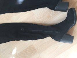 Stiefel Topshop 38 Schwarz