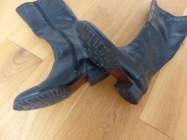 Stiefel von FABIANI aus 100% Leder, schwarz in Gr. 38 - neuwertig