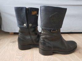 G-Star Short Boots black