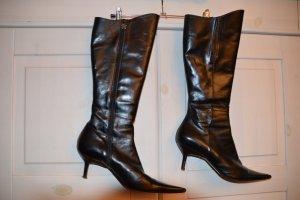 Vero Cuoio Gothic laarzen zwart
